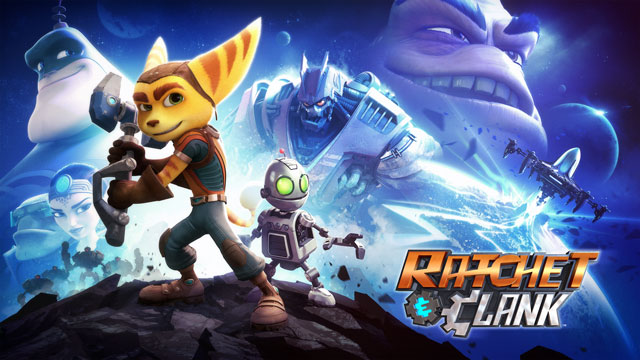Ratchet & Clank Making a Comeback on PS4!